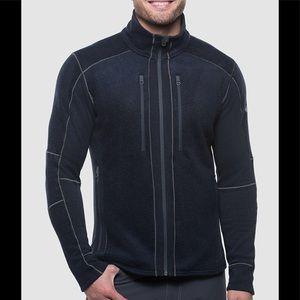 Kuhl Interceptr Fleece Jacket Full Zip Mens Size L